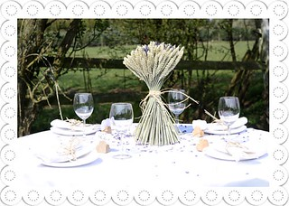 Country Table Decorations