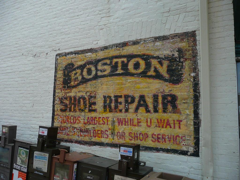 Shoe Repair Annapolis