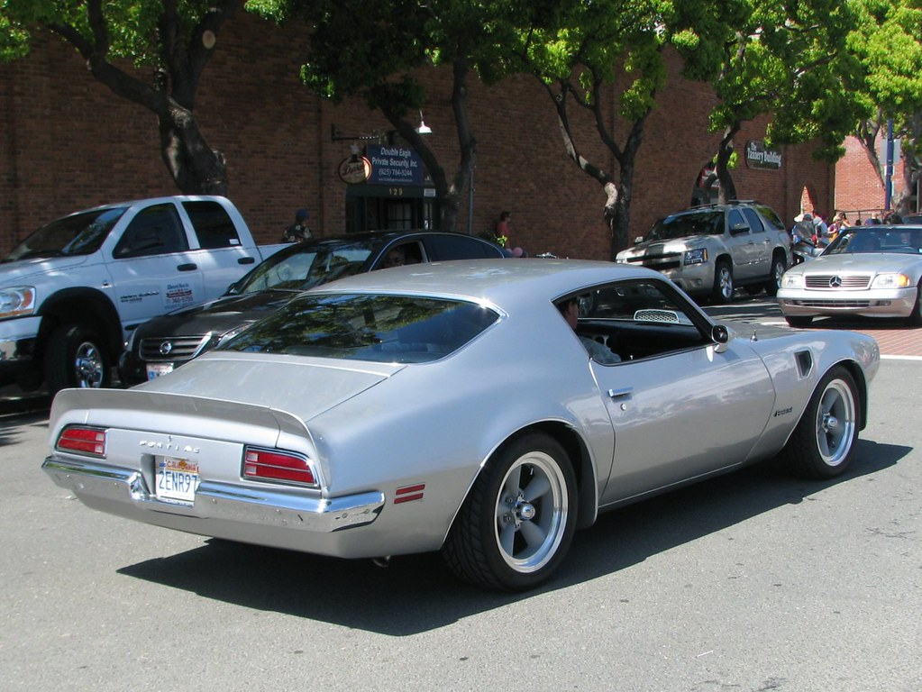 Trans Am Pro Touring F Body