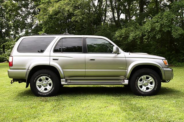 2002 Toyota 4runner Sport 9 Flickr Photo Sharing