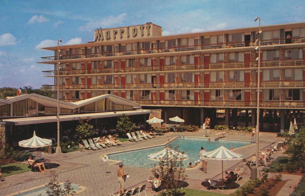 Marriott Motor Hotel - Washington, D.C.