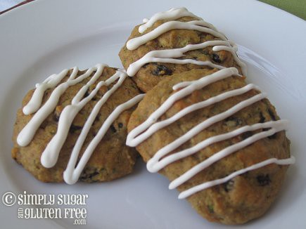 Zucchini Cookies 1 | by Simply Sugar & Gluten-Free