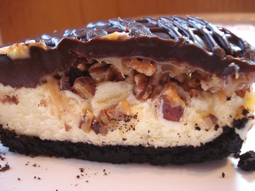 Turtle Cheesecake | by Yummies 4 Tummies