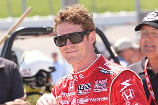 Kind of smiling Dixon | by IndyCar Series