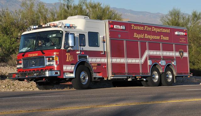 Tucson fire department tfd arizona flickr freerunsca Choice Image
