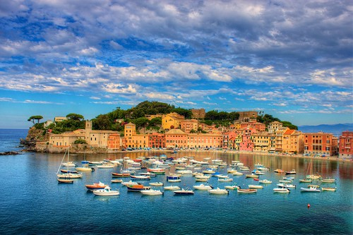 Sestri Levante and Baia del Silenzio, the Bay of Silence | by jiuguangw