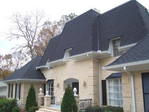 Gaf Timberline Charcoal Griffin Roofing Flickr