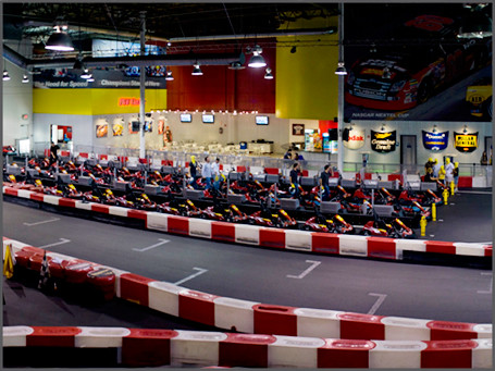 K1 Speed is the ultimate indoor kart racing experience with locations Nationwide and the fact that K1 Speed is open 7 days a week, it's the ultimate experience. K1 features the most advanced European designed electric karts, reaching 45 miles per hour.7/10().