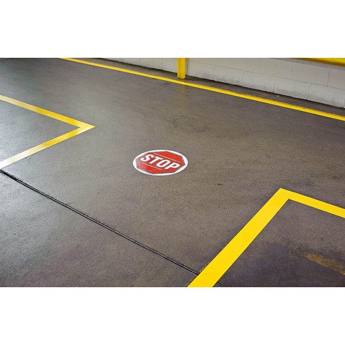 When To Use Yellow Floor Marking Tape Brady 39 S Visual Workp