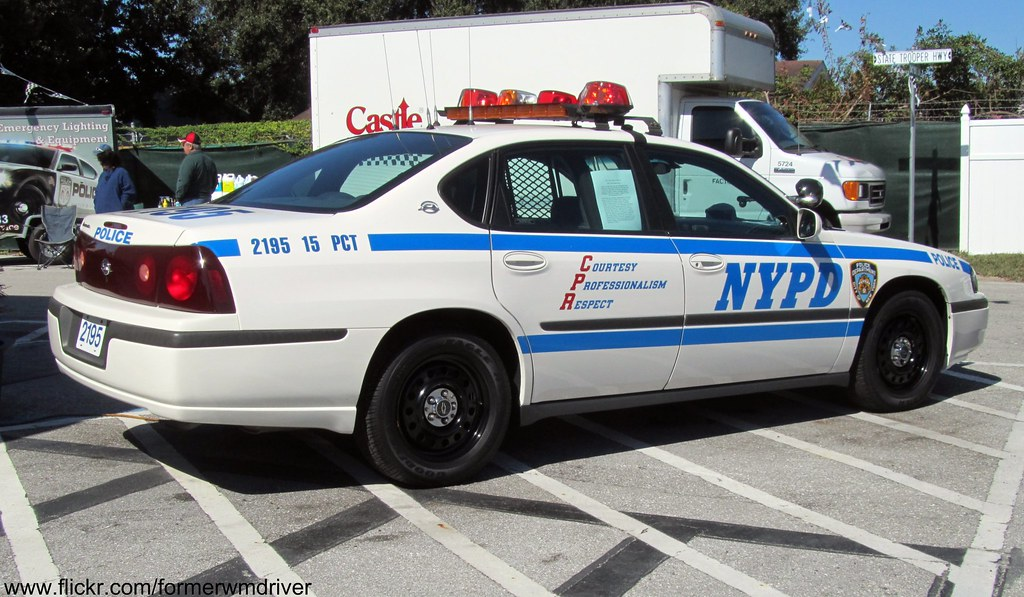 nypd blue tv show prop car this photo was taken at the flickr. Black Bedroom Furniture Sets. Home Design Ideas