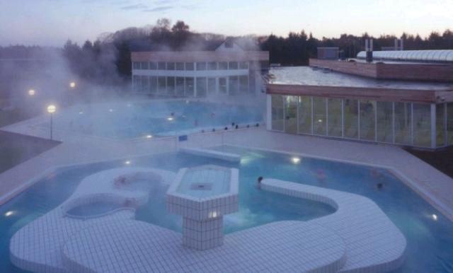 Thermalbad in Arcen, Noord-Limburg | Das Thermalbad Arcen