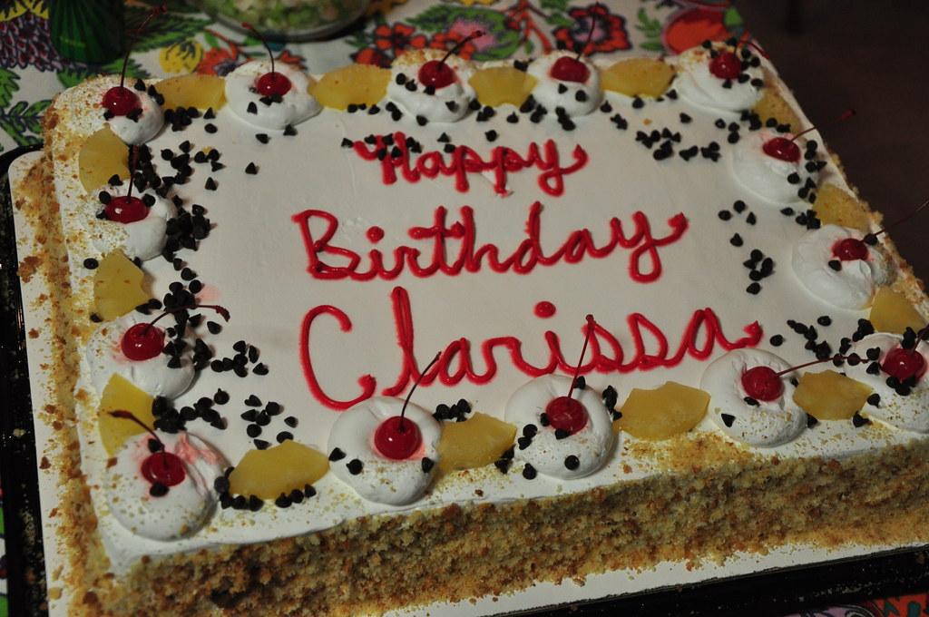 Tres Leches Birthday Cake Brian Spoonemore Flickr