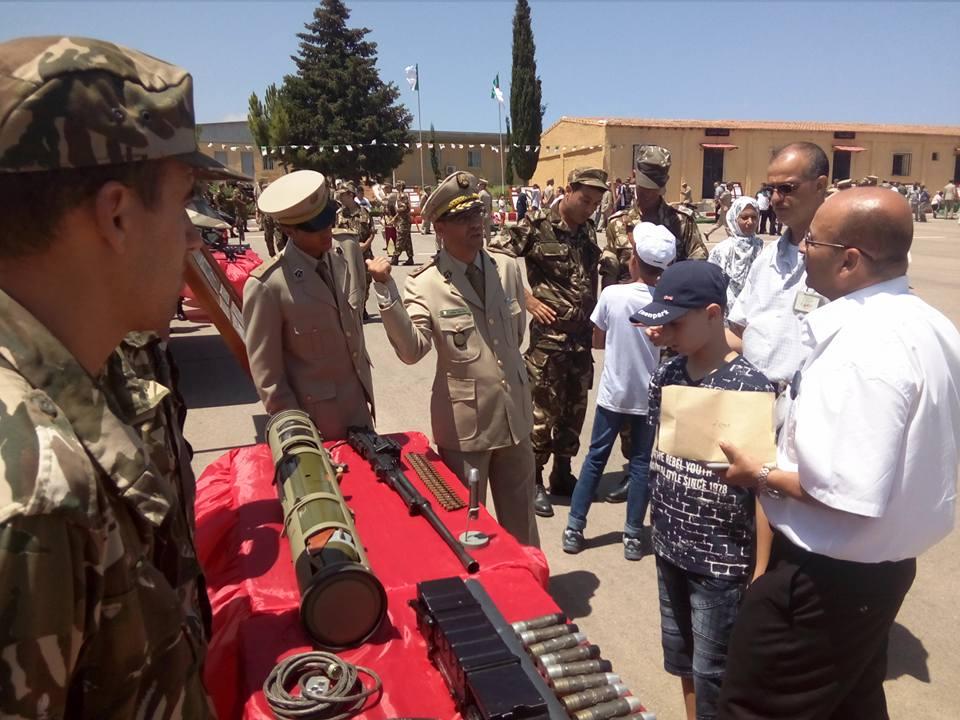 القوات البرية الجزائرية [  Missiles Anti-Chars ]   - صفحة 2 35582129371_54a6686591_o