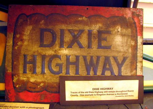 Vintage Highway Signs 83