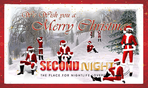 Merry Christmas from Secondnights!! | by Simone Peterman | Secondnights.com