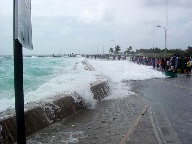 "The remembrance, ""Tsunami day"". 