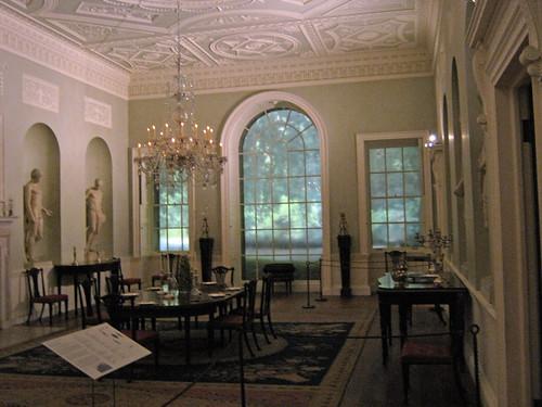 Regency Era Living Room