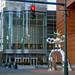 Knight Theater and Firebird sculpture