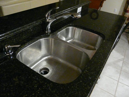 Undermount Sink Installation Kitchen
