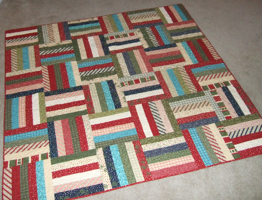 Christmas Gift Quilt Pattern Old Red Barn Co Quilt Along Flickr