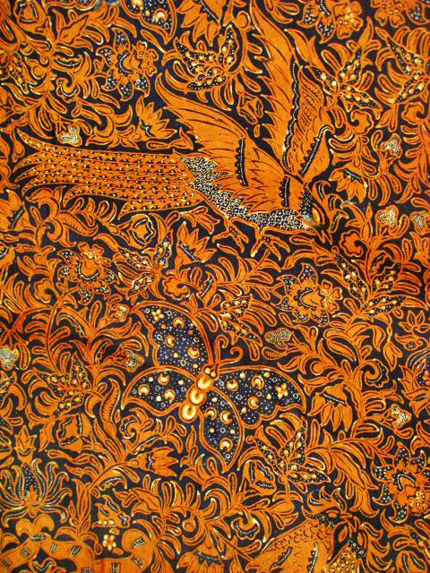 UNESCO cultural heritage : Batik, from Solo / Surakarta, I…  Flickr