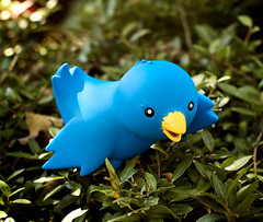 Twitter Bird Toy | by rikulu