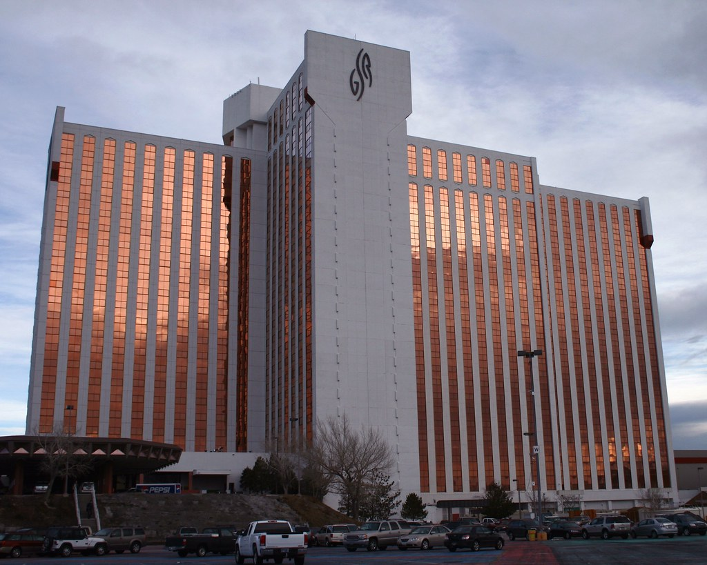 Grand Sierra Hotel And Casino In Reno Nevada