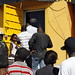 Haitians Flock to Re-Opened Wire Transfer Offices