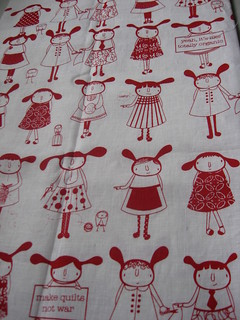 Aunty Cookie Fabric | by weepereas
