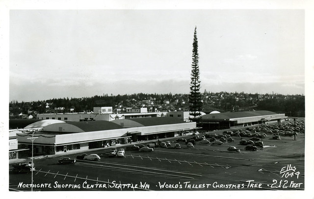 northgate shopping center seattle wa worlds tallest christmas tree by edge and corner wear