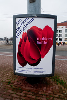 mahlers liefde | by Posters in Amsterdam by Jarr Geerligs