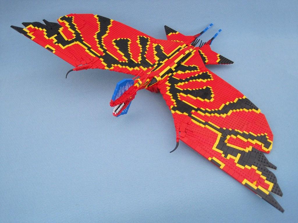 toruk (great leonopteryx 1) | flappy, flap, flap. | ed diment | flickr