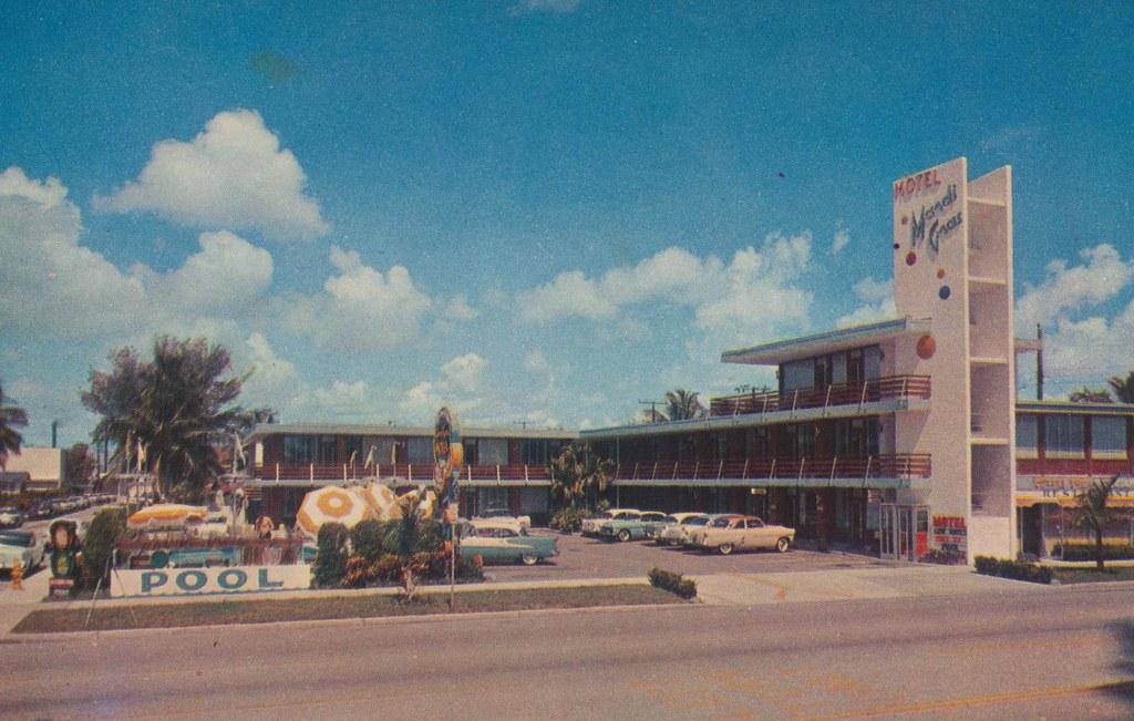 Mardi Gras Motel Miami Florida Miami S Downtown Motel