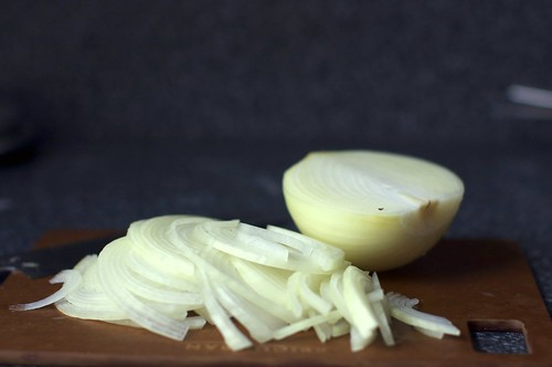 sliced onion | by smitten kitchen