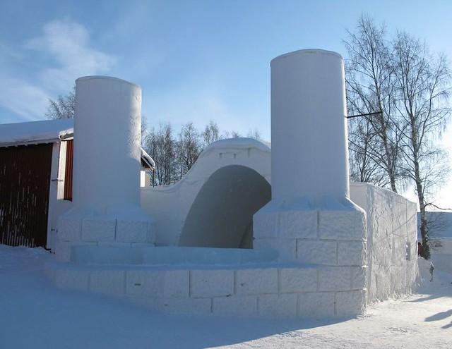 Kemi Snow Castle | Kemi Snow Castle. Kemi, Finland, 2010. | Leo-setä | Flickr