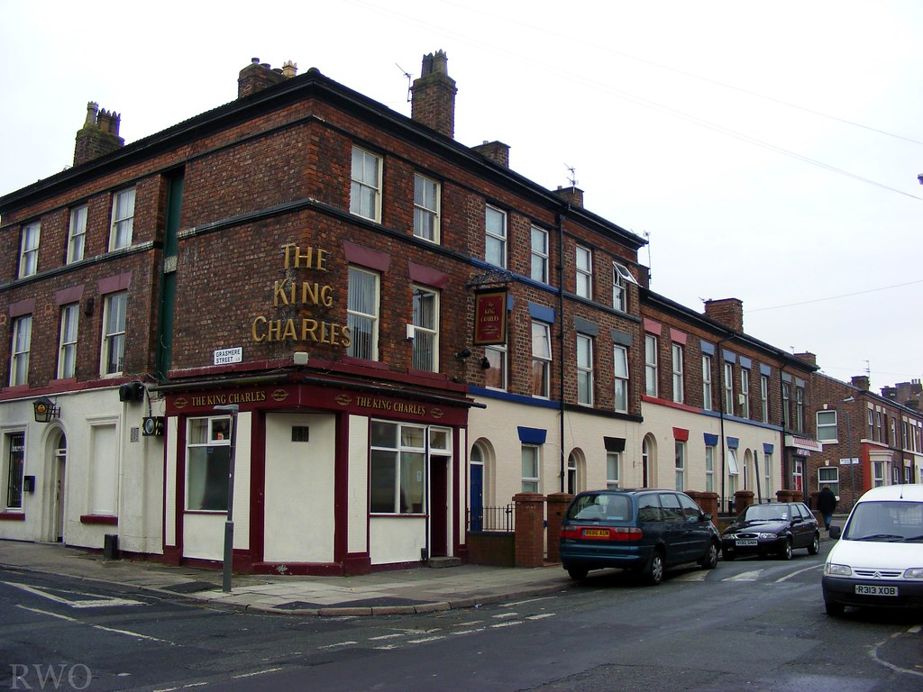 the king charles pub thirlmere street anfield everton. Black Bedroom Furniture Sets. Home Design Ideas