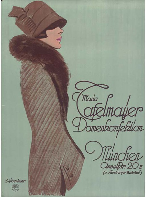 maria cafelmayer clothing for women munich 1927 flickr. Black Bedroom Furniture Sets. Home Design Ideas