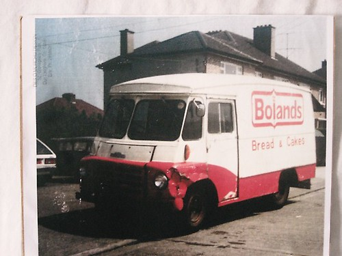 Bolands Bakery Van Dalkey 1984 Desomurchu Archive