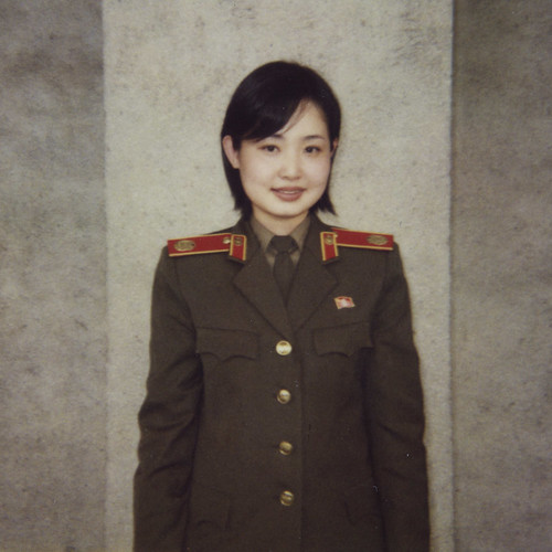 My Newest Tattoo She Is A Soldier In The War Against: Polaroid Of Miss Kim, Victorious Fatherland Liberation War
