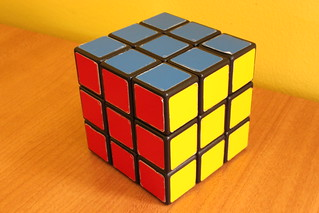 Rubik's Cube | by SoheilK