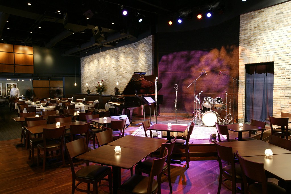 Stage Dakota Jazz Club And Restaurant Flickr