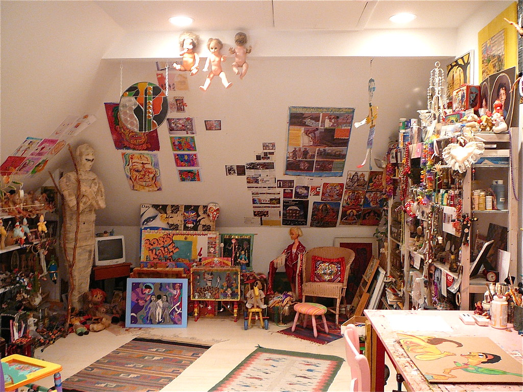 My Art Studio My Art Studio Some Thoughts About My
