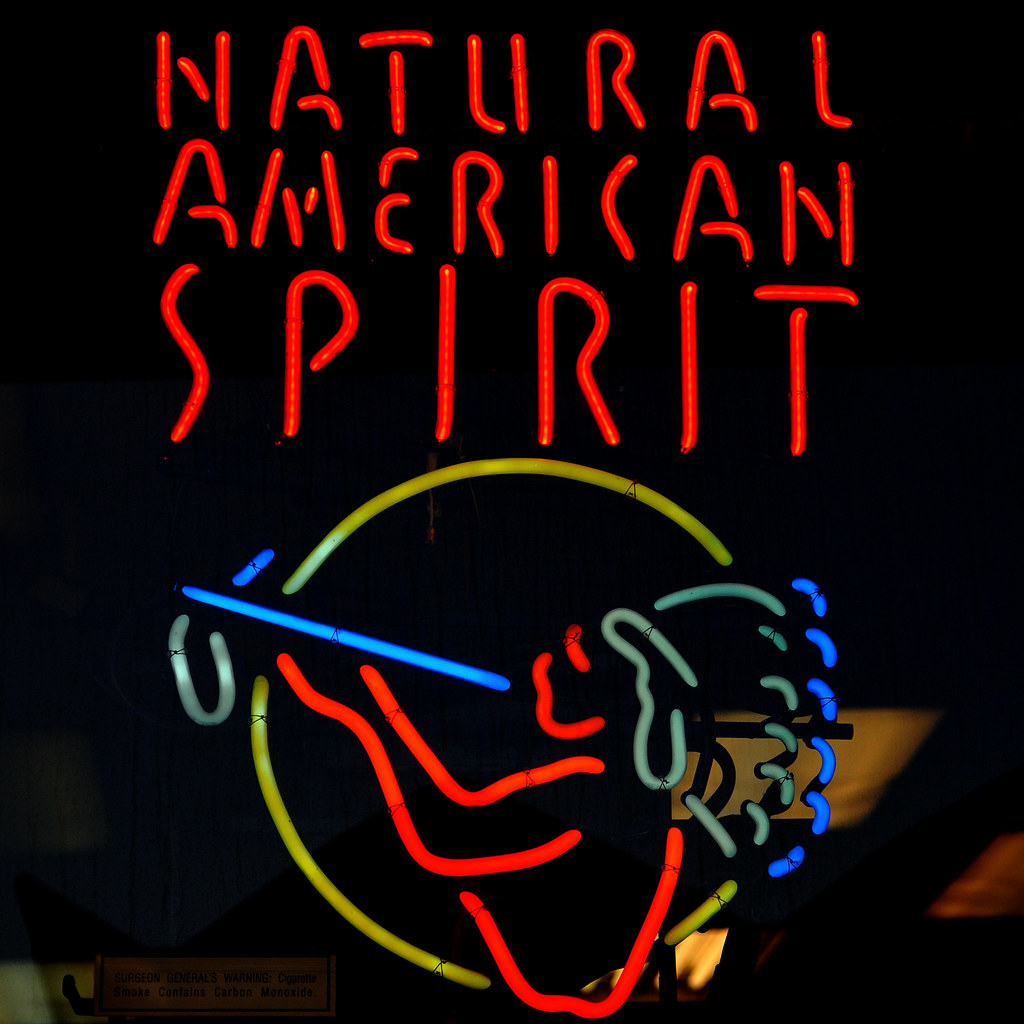 Natural American Spirit Organic Blend