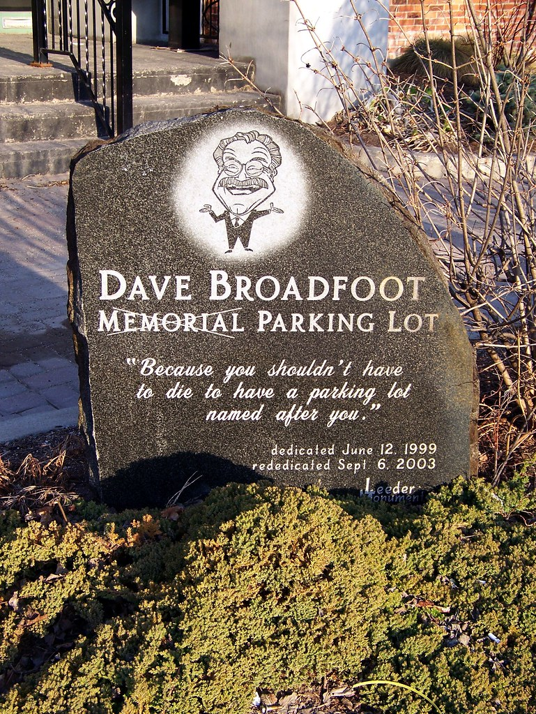 Dave Broadfoot Dave Broadfoot new picture
