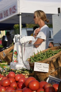 Farmers Market vendor | by Visit Btown