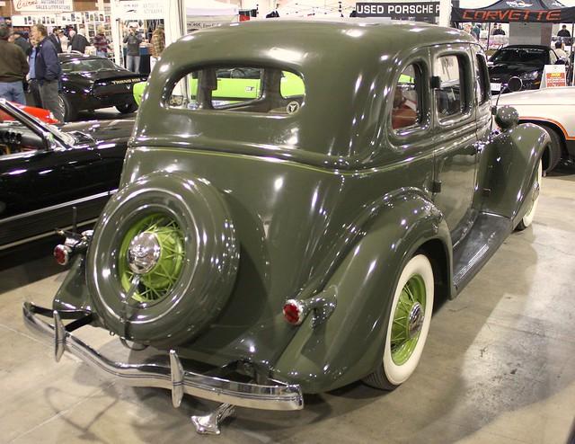 1935 ford 4 door flickr photo sharing for 1935 ford 4 door sedan