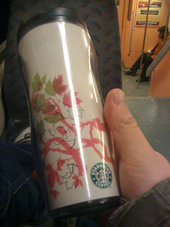 @MyStarbucksIdea a 2 years old spring tumbler from France! Thx starbucks for this awesome operation & the good coffee! :D | by shigaepouyen