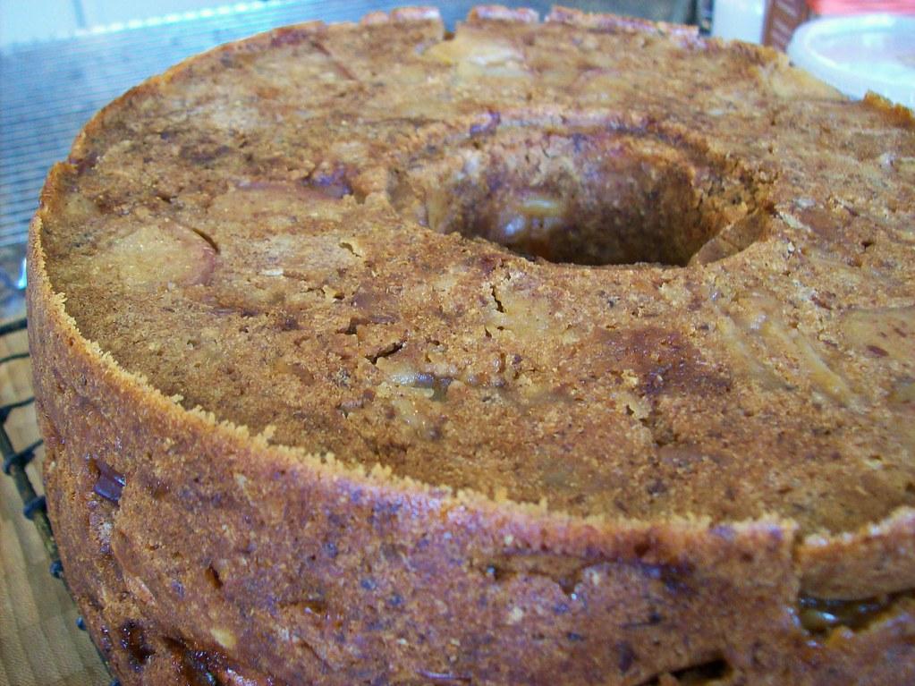 Bruised Apple Cake Recipe