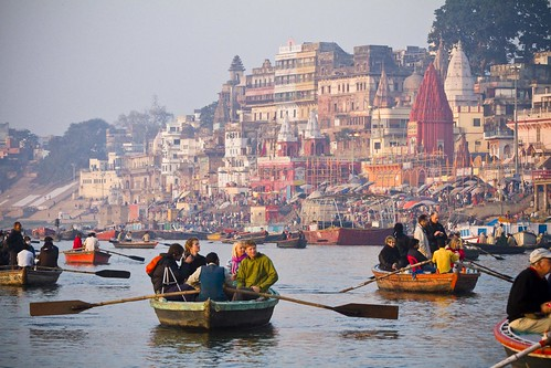 Morning on the River Ganges | by banzainetsurfer