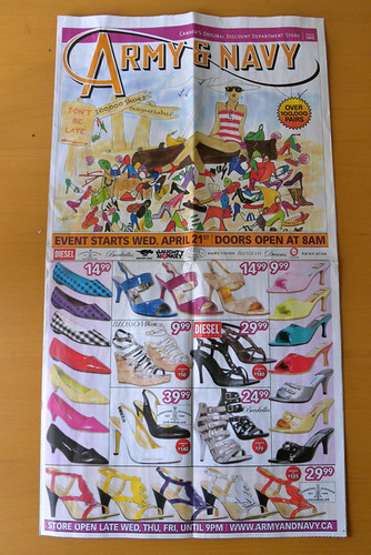 Army Navy Shoe Sale
